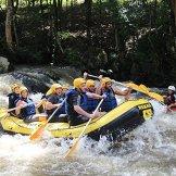 Erlebnisgutschein: Rafting - Tagestour in Palfau | meventi Geschenkidee -