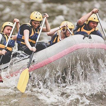 Erlebnisgutschein: Rafting und Canyoning in Kössen | meventi Geschenkidee -