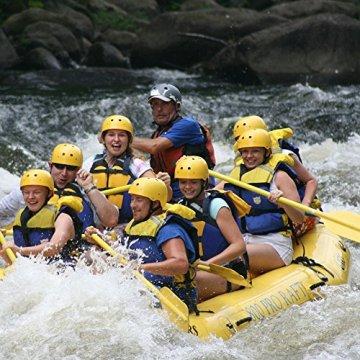 Erlebnisgutschein: Rafting und Canyoning in Palfau | meventi Geschenkidee -