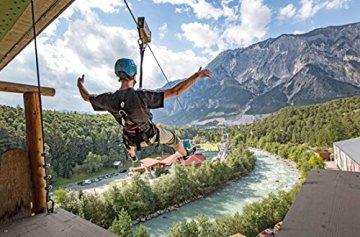 Geschenkgutschein: Rafting, Mega Swing & Flying Fox im ötztal -