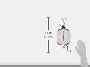 Quantum Angeln - Accessoires Feederzug-Waage 200kg/440lb, mehrfarbig, 9890009 -