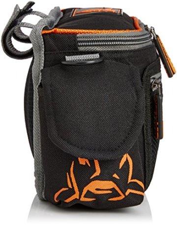 Quantum Erwachsene Taschen und Futterale Angeltasche Radical Monkey Bag 30x12, Mehrfarbig, 8511010 -