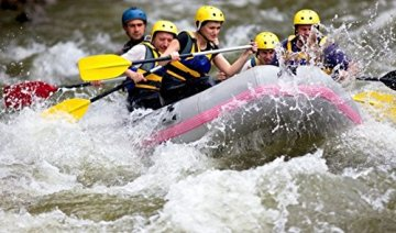 Rafting - Einsteigertour in Lenggries -