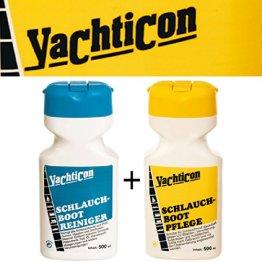 Yachticon Schlauchbootreiniger & Pflege je 500 ml -