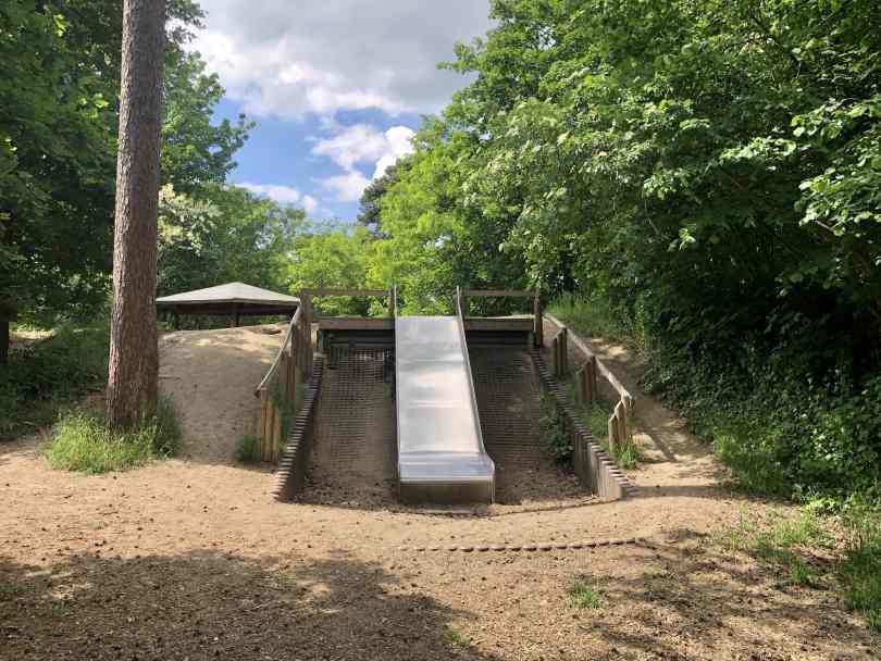 Ein toller Naturspielplatz in Mainz-Gonsenheim