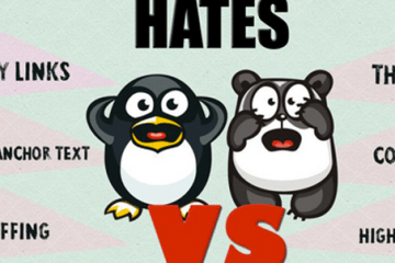 Googles Pinguin und Panda Update