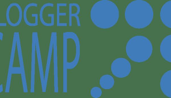 Blooger Camp Logo