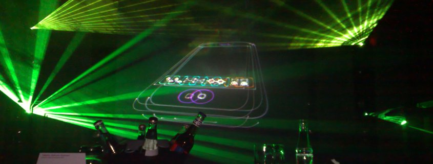 iPhone Vorstellung T-Mobile November 2007 Düsseldorf
