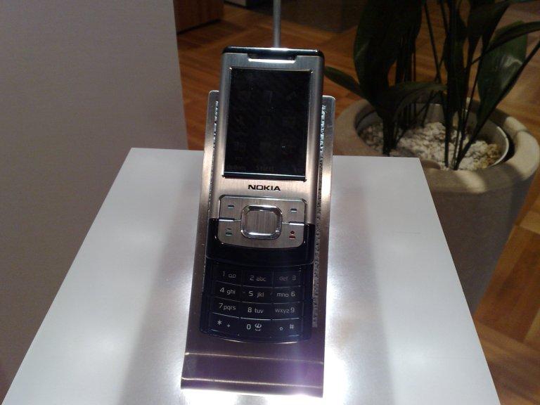 Nokia N95 Prototyp