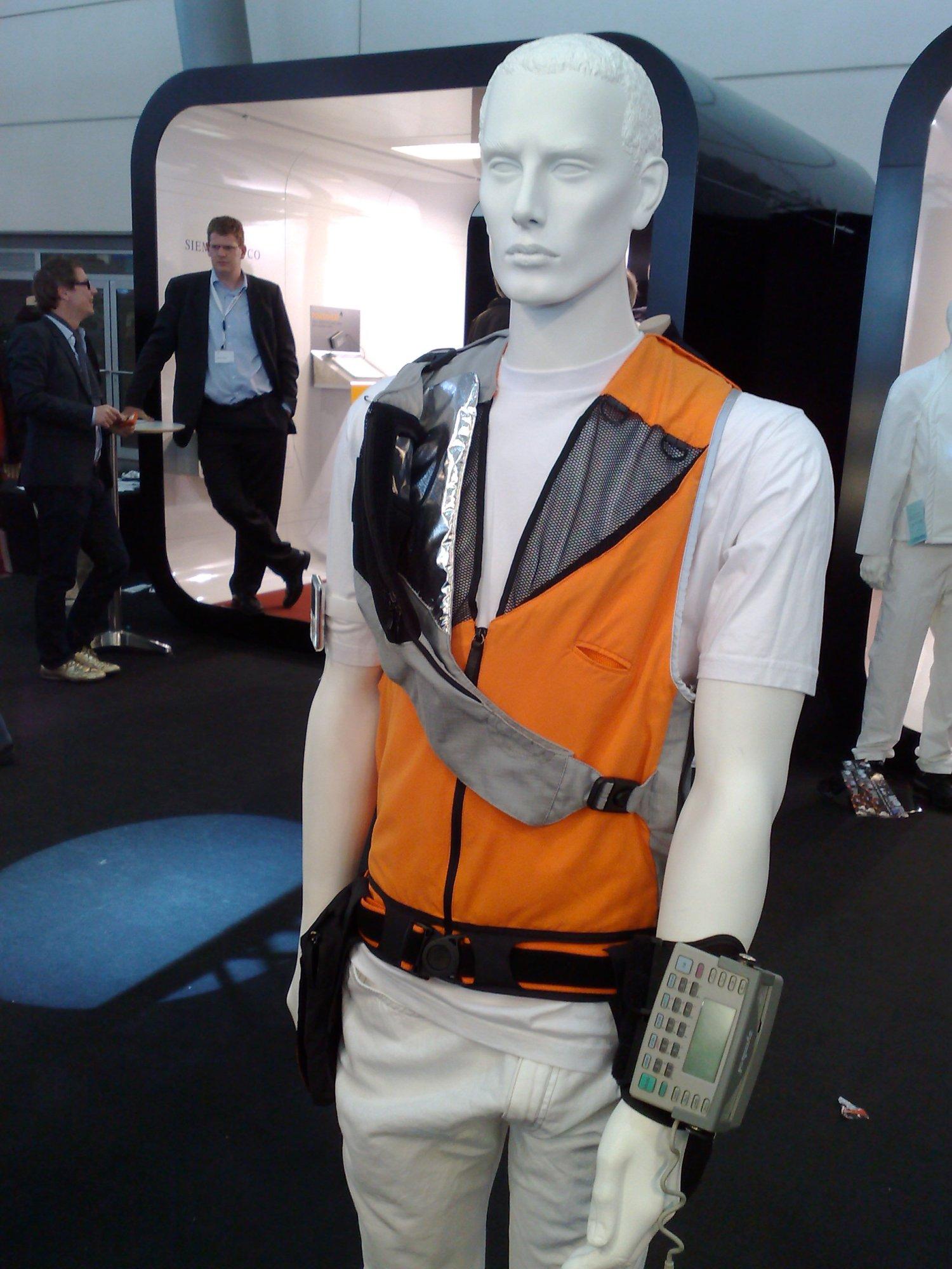 Wearable Smartwear