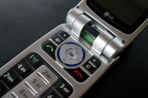 UMTS Handy ausgeschlachtet