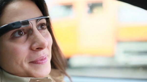 Metaio Google Glass