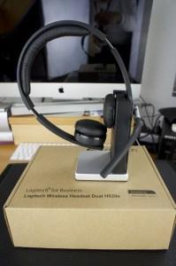 Logitech Funk Headset Dual H820e