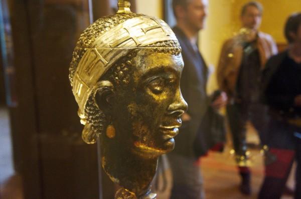 Der Mohrenkopf Pokal Augmented Reality im Bayerischen Nationalmuseum mit METAIO