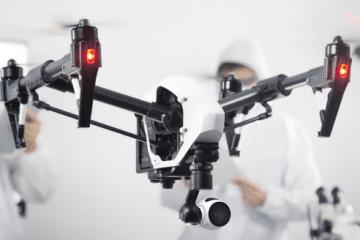 Drohne kennt Flugverbote – Sicherheit für Multikopterpiloten
