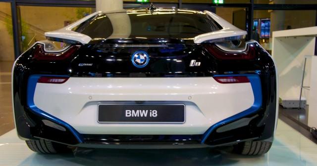 BMW i8 Foto: Schleeh