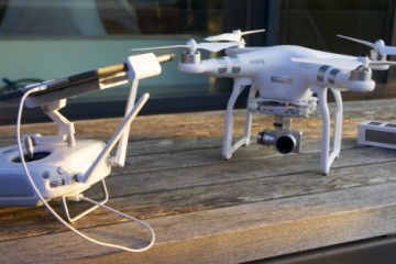 DJI Phantom 3 – die fliegende Kamera