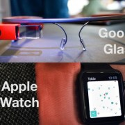 Google Glass oder Apple Watch