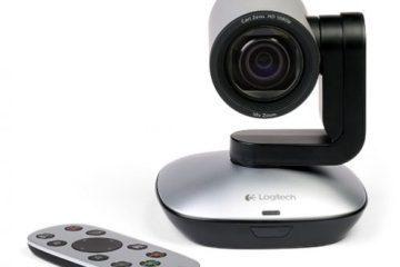 Free your camera – Die Logitech PTZ Pro ohne Kabelsalat