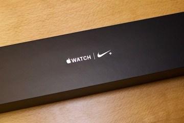 Apple Watch by Nike+