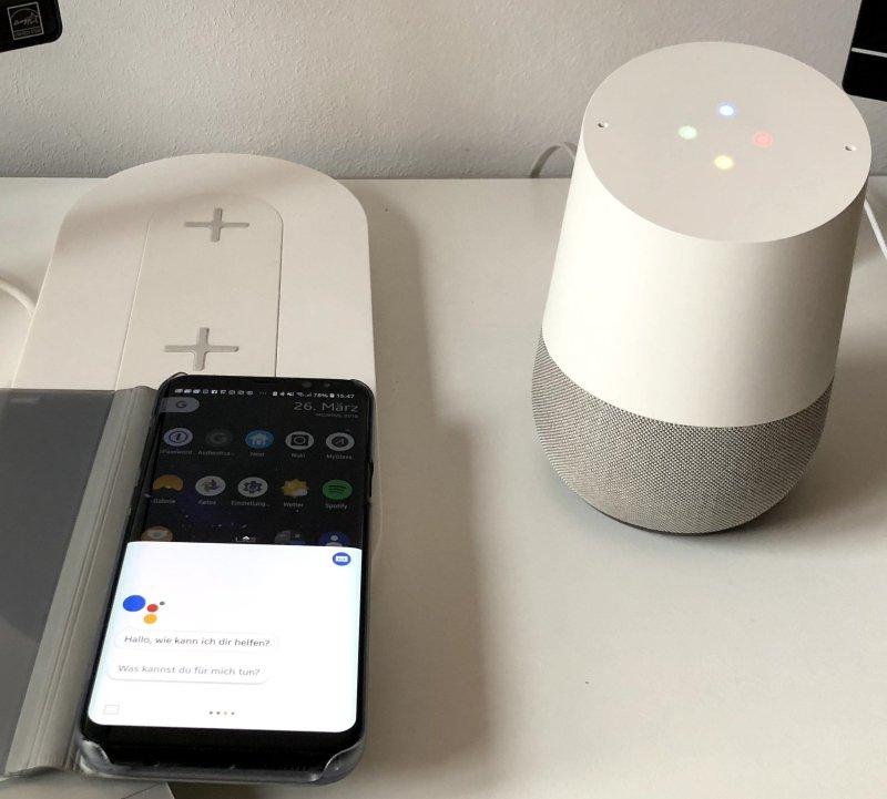 Zwei Google Knechte antworten