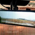Virtueller Rückspiegel im Wohnmobil Eura Mobil Profila