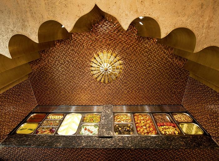 PersischOrientalisches Restaurant Shiraz  Darmstadt