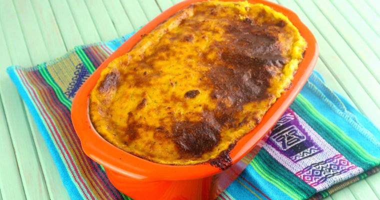 Pastel de Choclo – ein chilenischer Auflauf