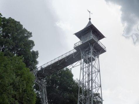 Historischer Aufzug Bad Schandau