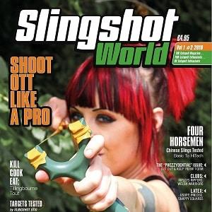 Slingshot World Magazin