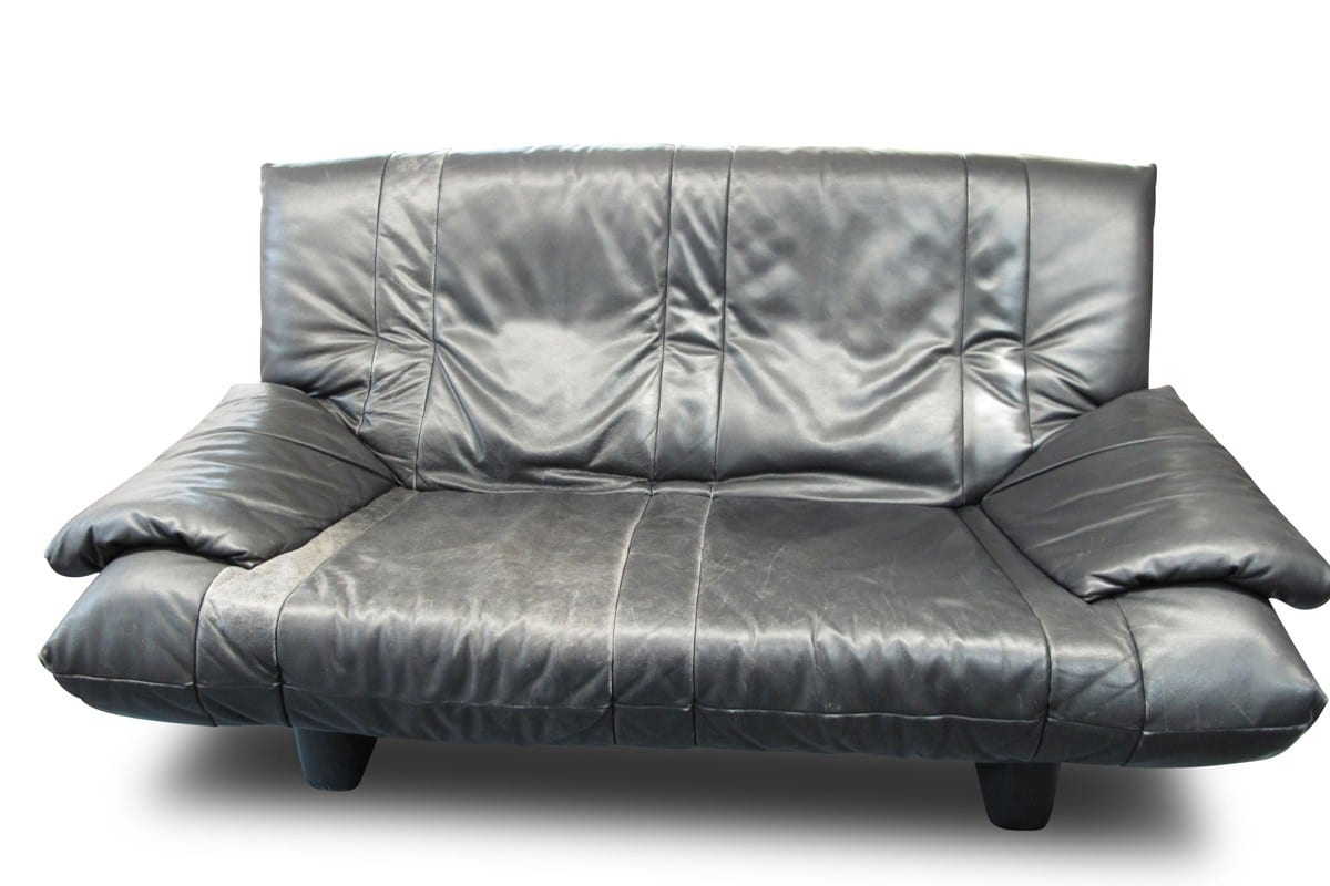 Alte Couch Polstern