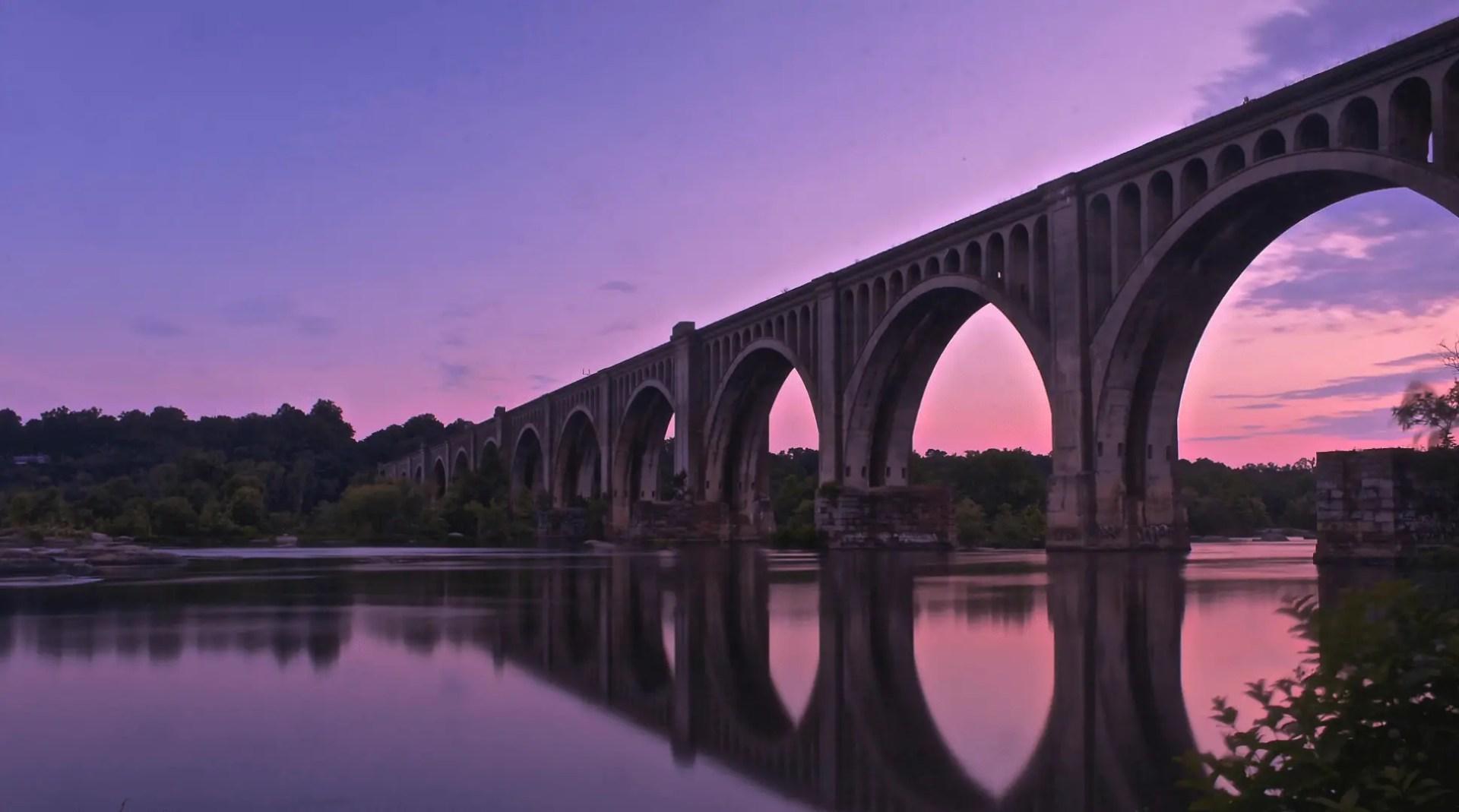 Richmond, Virginia Sunset
