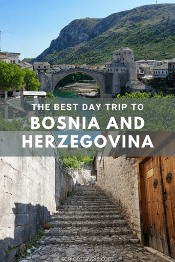 The Best Day Trip To Bosnia and Herzegovina