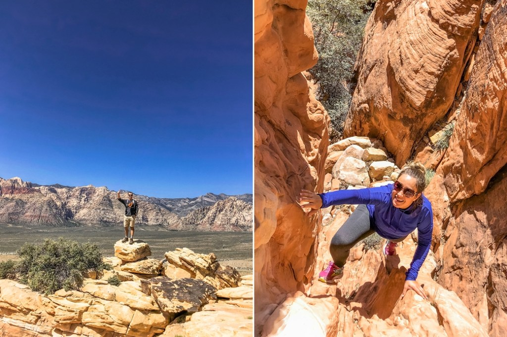 Family-Friendly Things to do When Visiting Las Vegas, Nevada | Red Rock Canyon
