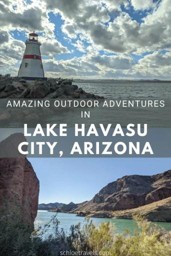 Lake Havasu City Pinterest Pin