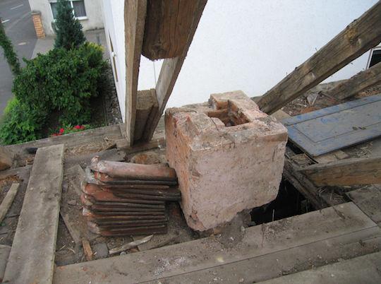 Schmiede Dach 033