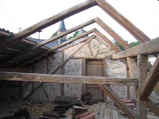 Schmiede Dach 047