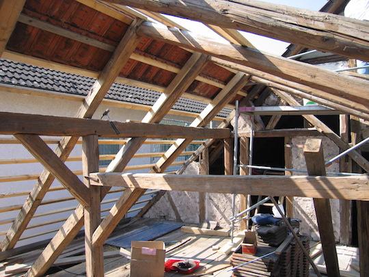 Schmiede Dach 057