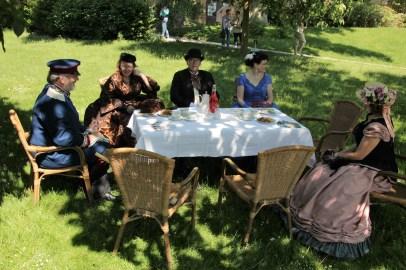 Schlossvereinsaktivitäten zum Welterbetag Foto Jan-Dirck Budden3