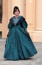 Smaragdgrün, eine der beliebtesten Farben im 19. Jhd.
