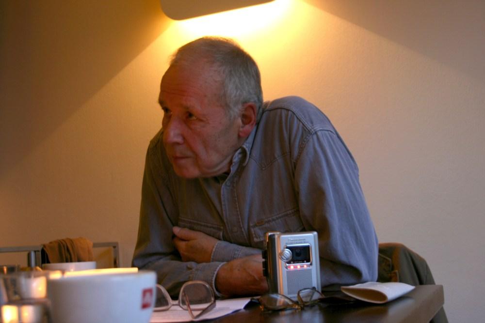"""""""Von Aufarbeitung kann überhaupt keine Rede sein"""" - Der Philosoph Prof. Erich Hahn über vergangene und zukünftige Gesellschaftssysteme (4/5)"""