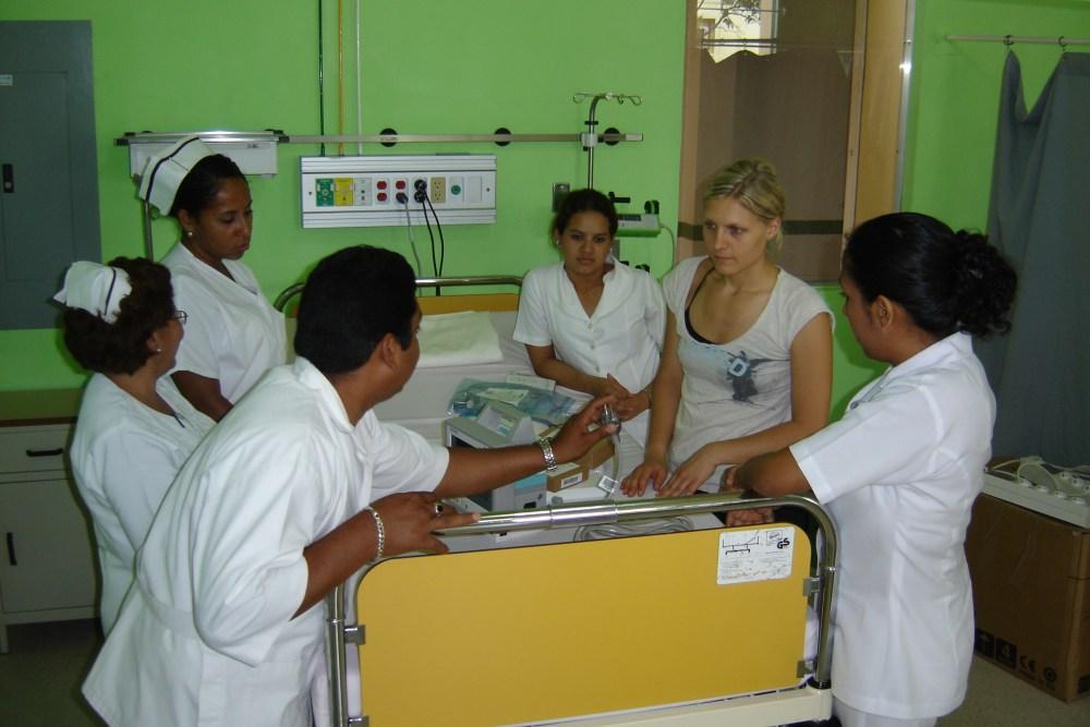 Projekt 150 - Wie eine Gruppe von Ärzten ein voll funktionstüchtiges Krankenhaus in Nicaragua aufbaute (2/6)