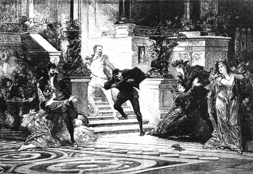 Don Juan ist tot, es lebe Don Juan - Ein archaisches Männerbild im Wandel der Zeit (1/2)