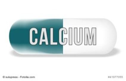 Calcium Mangel
