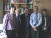 Referenten des internationalen Workshops zur invasiven neurologischen Schmerztherapie