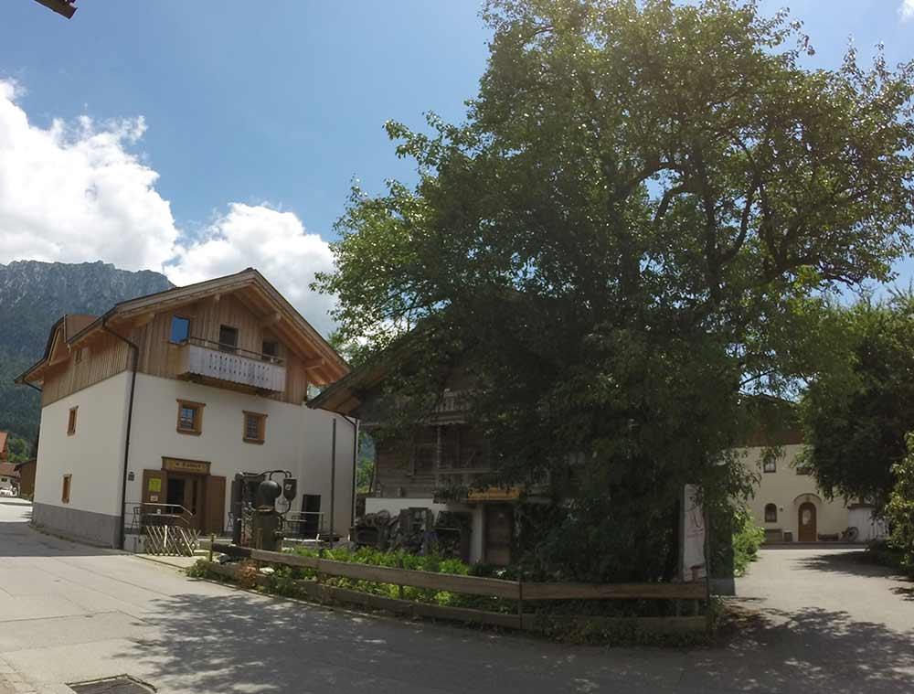 FERIENWOHNUNG WILDER KAISER Urlaub in Ebbs