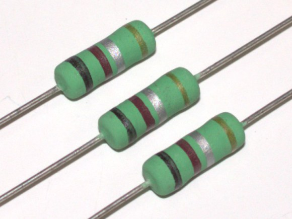 NON_INDUCTIVE_WIRE_WOUND_RESISTOR