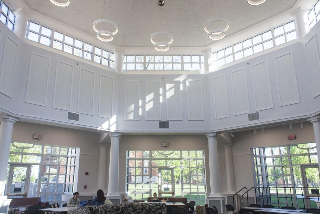 Kathryn F Hubbard Center  Higher Ed Architect  Schmidt