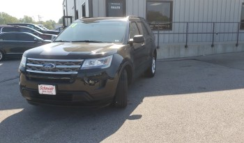 2018 Ford Explorer full