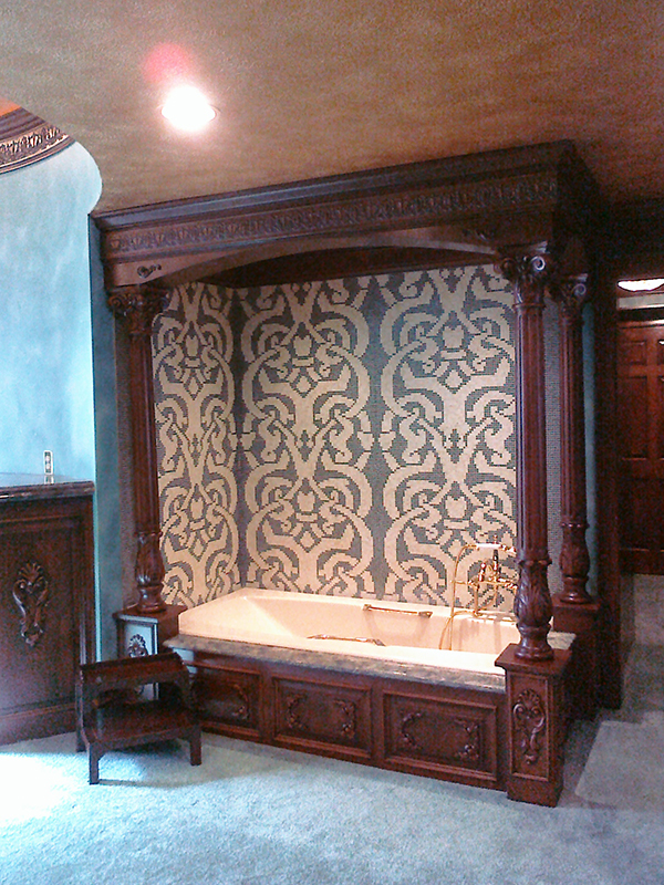 Schmidt Furniture Gallery  BuiltIn Wall Cabinetry